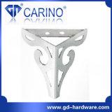 (J217) Алюминиевая нога софы для ноги стула и софы