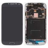 Convertitore analogico/digitale originale dell'affissione a cristalli liquidi di qualità dell'OEM per la galassia S4 I9500 di Samsung con il blocco per grafici