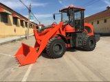 Vassoura e o garfo carregadora de rodas 2000kg Pá Carregadeira Nominal Weifang Loader Shandong Loader