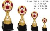 Trophée de métal, de nombreux styles différents sont disponibles