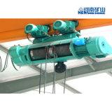 10 Tonnen CD Hebevorrichtung-mit Laufkatze-elektrischer Drahtseil-Hebevorrichtung