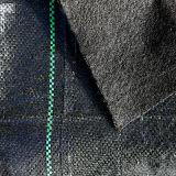 Tissu recouvert pour le géotextile tissé par Composited au sol de couverture et le tissu non tissé