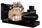 le type ouvert refroidi à l'eau 375kVA/300kw Genset diesel de 60Hz 1800rpm Cummins avec l'Ats était conforme aux certificats de la CE et d'OIN