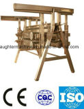 De automatische Pluimveeplukker van het Roestvrij staal met Beste Prijs