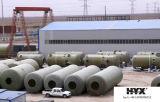 Réservoir FRP / Réservoirs pour produits chimiques et traitement de l'eau