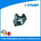Certificado ISO9001 con aluminio anodizado negro parte de mecanizado CNC6061