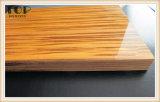 abedul ULTRAVIOLETA de 6/9/12/15/18m m/madera contrachapada comercial del pino/del álamo/del arce para la decoración/los muebles