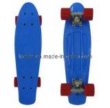 오래된 School Plastic Skateboard Complete 70s Style