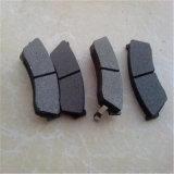 Garniture rouge de rechange automatique de frein à disque des pièces D2104 de Hiace pour des pièces de Toyota 04465-25040