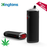 Kingtons Black Widow Vaporizer con Ceramic Chamber