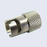 OEM/ODM de Machine CNC die van het Aluminium van het Deel van het Metaal van het Poeder van de Fabriek van China Delen machinaal bewerken