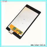 Original Novo Google 7 LCD para Asus Google Nexus 7 2ª Geração com Versão 2
