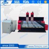 Stein-CNC-Fräser-China-Stein-Gravierfräsmaschine