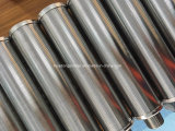 AISI304 Aus304 10 '' 3/4 Keil-Draht-Filtrationsschirm des Schlitz-25micron