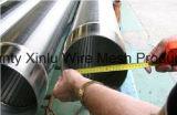 Pantalla del acero inoxidable del alambre de la cuña para el receptor de papel de agua