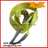 Ce, poliestere 6tx3m dell'imbracatura di GS 6t Liftingwebbing (può essere personalizzato)