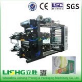 Hochleistungs- Ytb-41000 LDPE-Film-Beutel Flexo Druckmaschinen