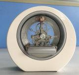 De populaire Hete Verkopende Klok van het Bureau voor de Uitrusting van de Klok van het Skelet van de Weggevertjes van de Herinnering van de Gift K8003A van de Bevordering