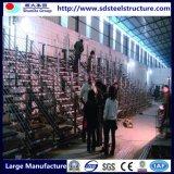 Workshop de Estrutura de aço edificada por Shunda