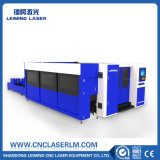 Coupeur neuf de laser de la Chine pour de plaque métallique et tube avec la pleine couverture Lm3015hm3