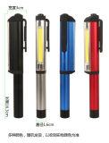 Cuadrado de múltiples funciones de la MAZORCA de la linterna del trabajo de la MAZORCA de la pluma de la MAZORCA LED de la mini del LED del imán de la MAZORCA del examen del trabajo lámpara portable de la luz mini