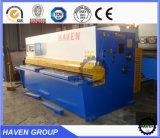 QC12K-20X3200 CNC het Hydraulische Scheren van de Plaat van de Straal van de Schommeling en Scherpe Machine