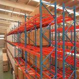Cremalheira seletiva resistente da pálete do armazenamento do armazém