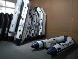 Liya les prix du caoutchouc bateau gonflable 2m 6m bateau à rames