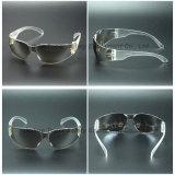 연기 렌즈 (SG103)를 가진 안전 유리가 ANSI Z87.1 승인에 의하여