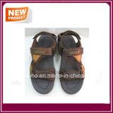 Echtes Leder-Strand-Sandelholz-Schuhe für Verkauf