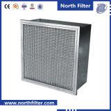 Filters van de Lucht van het Comité van de douane de Prestaties Geplooide HVAC, Industriële Filter HEPA