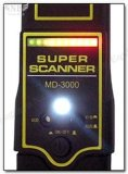 Md-3000 Интернэшнл металлоискателя, ручные металлодетекторы