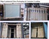 표준 크기와 지우기 PVB 라미네이트 안전 유리
