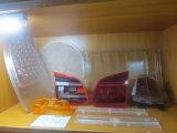 Transparante Plastic Injectie Gevormde Delen