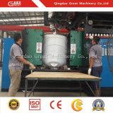 Tambor plástico del barril del HDPE automático que hace la máquina de Moudling del soplo de la protuberancia