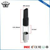 관례 0.5ml 높 투명한 Cbd 기름 카트리지 기화기 Cbd 펜