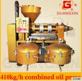 Yzlxq140 Banheira de venda automática de Alta Eficiência da Máquina de óleo de copra prensado a Frio