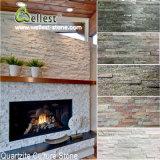 실내 외부 벽 클래딩을%s 자연적인 슬레이트 벽 돌 위원회 자연적인 돌 베니어