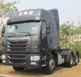 Cabeça do trator do caminhão do trator de FAW 420HP para a venda
