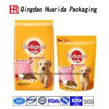 Pet/PE/náilon/VMPET/OPP Laminação Pet Food embalagem de sacos de plástico