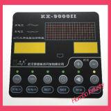 Kundenspezifischer Prototyp-flaches Membranschalter-Panel mit dem 3m Kleber, 200Hz - 1500Hz