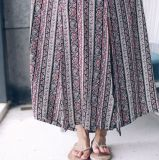 2018 فصل صيف مصنع بيع بالجملة طويلة نساء ثياب لأنّ شاطئ
