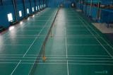 Suelo internacional del PVC de la alta calidad de Maunsell para la corte de Badmintion