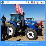 Suministro de la fábrica de tractores agrícolas agrícolas multifunción /con motor Weichai Power