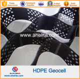 Lisos y con textura de superficie Geoceldas plástico HDPE con el certificado del CE