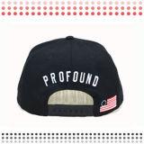 2016 chapeaux de la broderie 3D avec votre logo