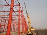 Taller de la estructura de acero de construcción/Almacén