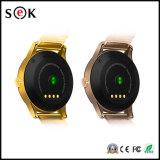 Imperméable à l'eau IP67 Smart Watch K88h Smart Watch Metal Watch Phone Screen Smartwatch avec fréquence cardiaque Smart Watch WiFi Vente chaude aux États-Unis