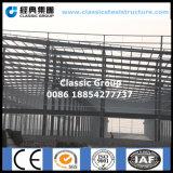Entrepôt préfabriqué économique d'atelier de structure métallique