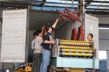 Mattonelle di tetto d'acciaio del galvalume che fanno macchina